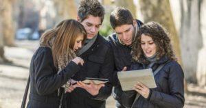 Taaluitwisseling via school - Echange linguistique pendant les heures de classe
