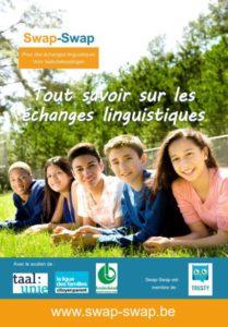 Brochure tout sur l'échange linguistique